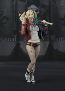Suicide Squad Harley Quinn S.h. Figuarts