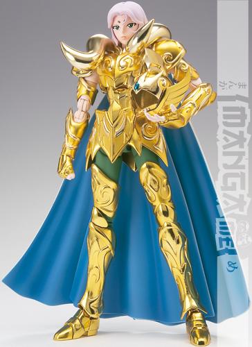 Saint Seiya Myth Cloth Ex Gold Aries Mu (ristampa)