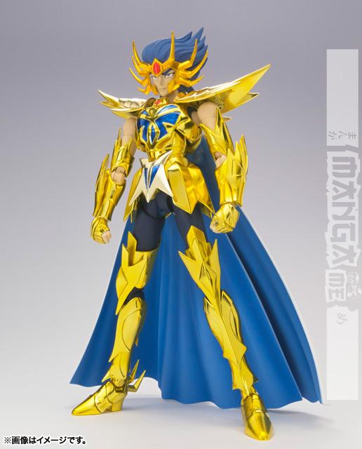 Saint Seiya Myth Cloth Ex Gold Cancer Deathmask