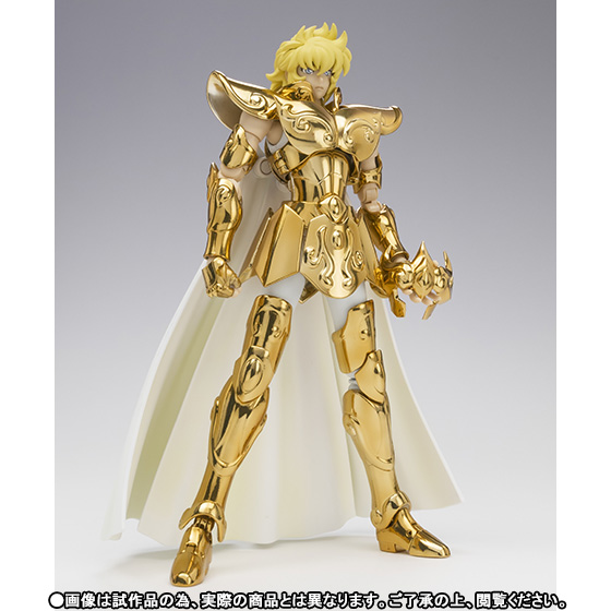 Saint Seiya Myth Cloth Ex Leo Aioria Original Color Oce