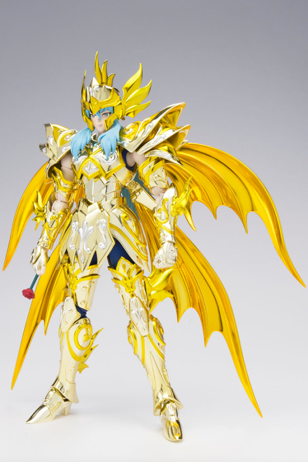 Saint Seiya Myth Cloth Ex Soul Of Gold Pisces Aphrodite God Cloth