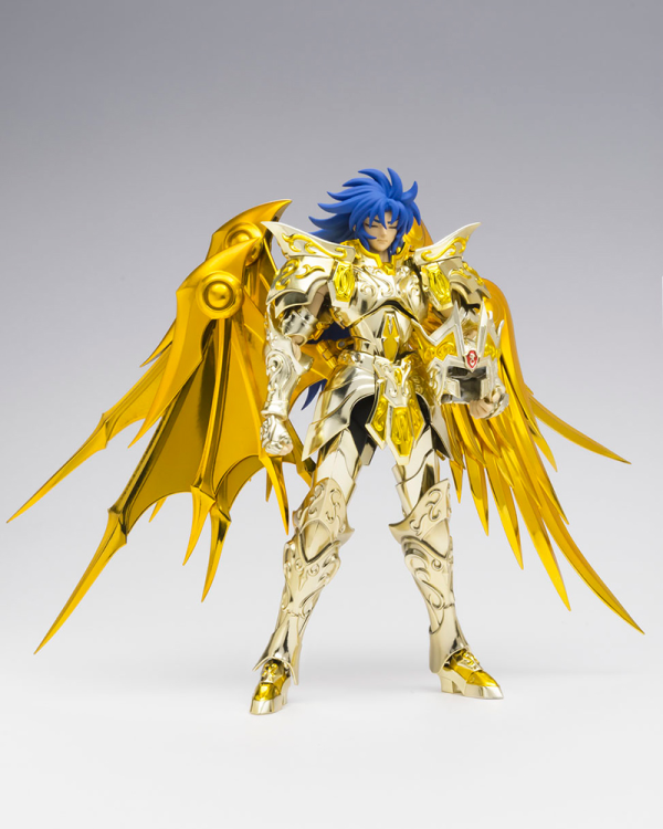 Saint Seiya Myth Cloth Ex Soul Of Gold Gemini Saga God Cloth