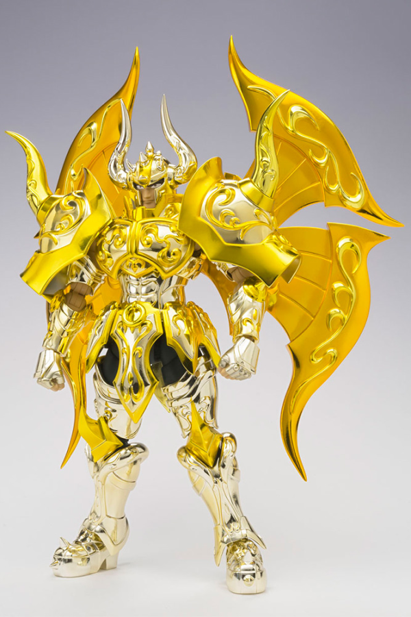 Saint Seiya Myth Cloth Ex Soul Of Gold Taurus God Cloth
