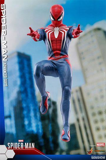 Spider-man Videogame Advanced Suit