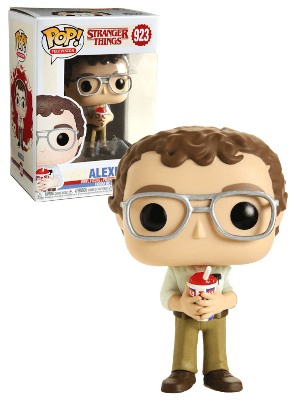 Stranger Things Alexei Pop!
