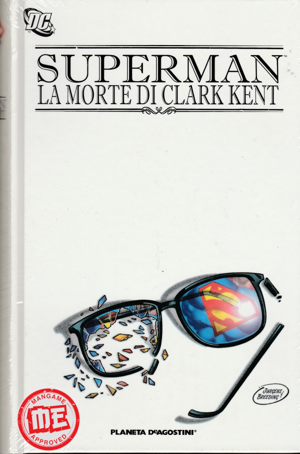 Superman La Morte Di Clark Kent