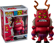 Teen Titans Go! Trigon Pop!