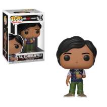 The Big Bang Theory Raj Koothrappali Pop!