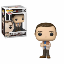 The Big Bang Theory Sheldon Cooper Pop!