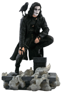 PREORDER - The Crow Movie Gallery Statue