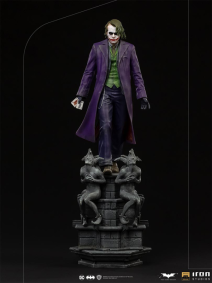 The Dark Knight Joker 1/10 Art Statue