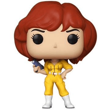 Teenage Mutant Ninja Turtles April O' Neil Pop!
