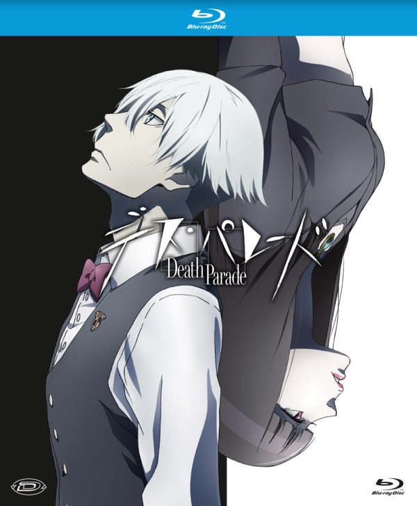 Death Parade Limited Edition Box (eps 01-12+ova) (3 Blu-ray)