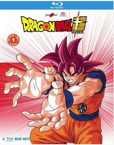 Dragon Ball Super Box 1 (blu-ray)