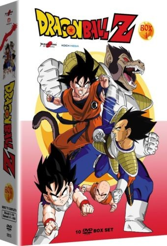 Dragon Ball Z Box1 (10 Dvd)