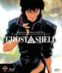 Ghost In The Shell ( Blu-ray )