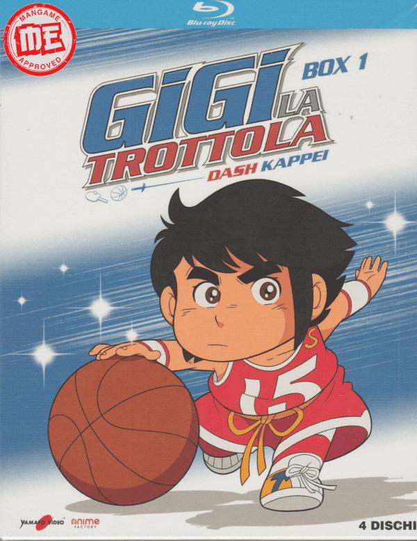 Gigi La Trottola 01 (4 Blu-ray)