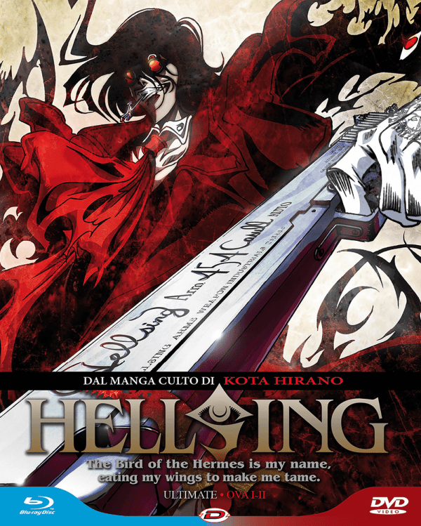 Hellsing Ultimate 01 Ova 1-2