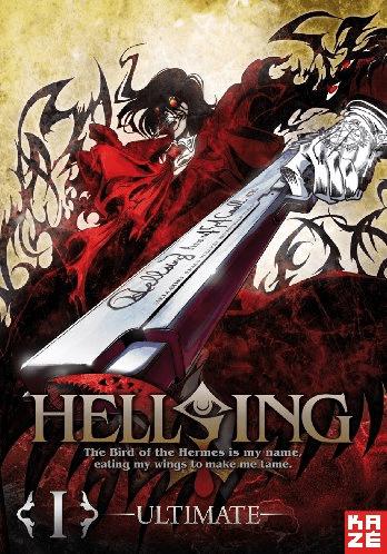 Hellsing Ultimate Dvd 1