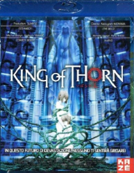 King Of Thorn (2002)  Blu-ray