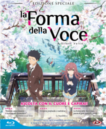 PREORDER - La Forma Della Voce Special Edition ( First Press )