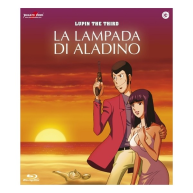Lupin The Third La Lampada Di Aladino (blu-ray)