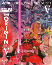 Mobile Suit Gundam The Origin Iv Eve Of Destiny (first Press) (blu-ray)