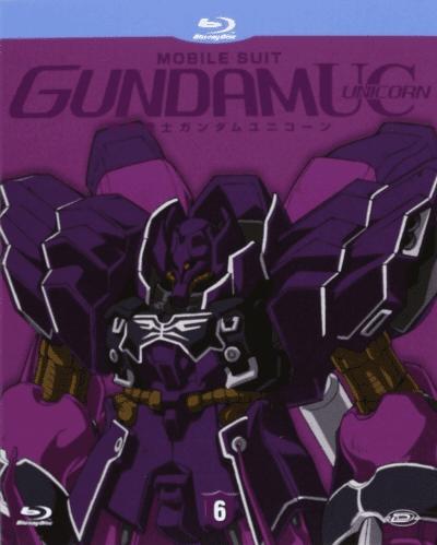 Mobile Suit Gundam Unicorn 6