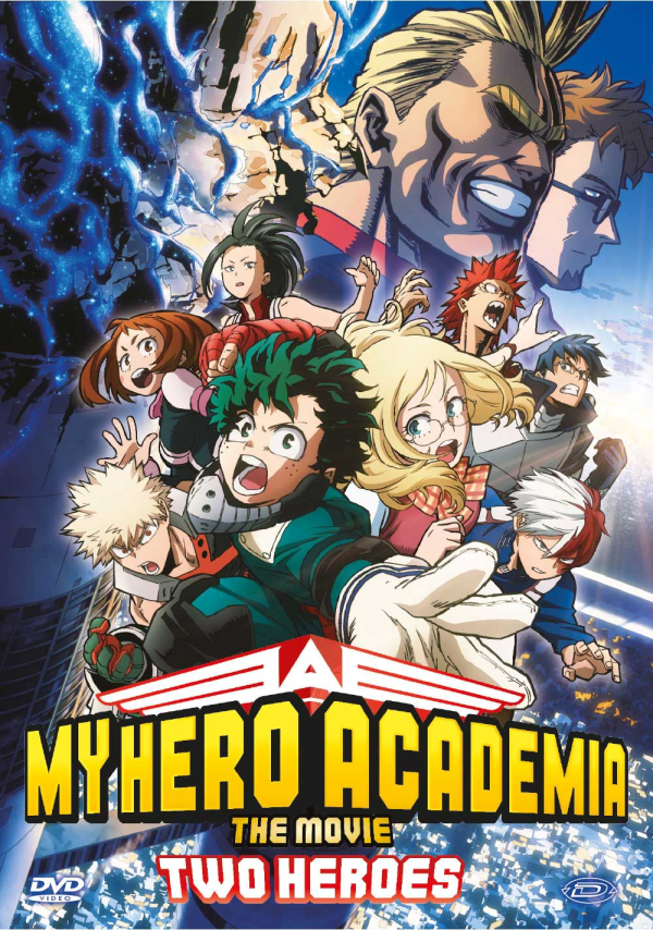 My Hero Academia The Movie Two Heroes