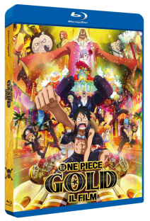 One Piece Gold Il Film (blu-ray)