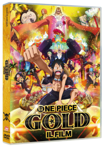 One Piece Gold Il Film (dvd)