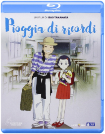 Pioggia Di Ricordi Only Yesterday (blu-ray)