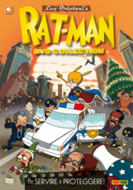 Rat-man Dvd Collection 6 (di 9) Per Servire E Proteggere