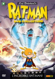 Rat-man Dvd Collection 7 (di 9) L'incredibile Rat-man!