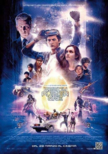 Ready Player One ( Limited Lenticular O-ring )