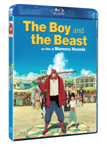 The Boy And The Beast (blu-ray)