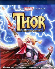Thor Tales Of Asgard Blu-ray