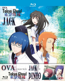 Tokyo Ghoul - Oav Collection (first Press) (blu-ray)