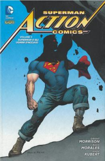 Action Comics New 52 Library 1