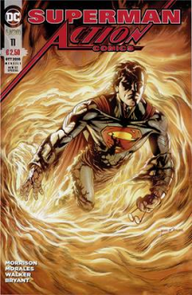 Action Comics New 52 Special 11