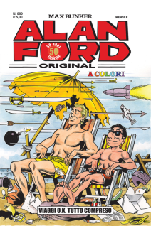 Alan Ford Original 599