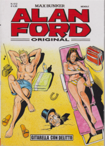 Alan Ford Original 612