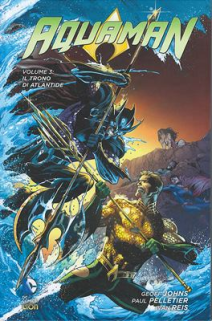 Aquaman New 52 Limited 3