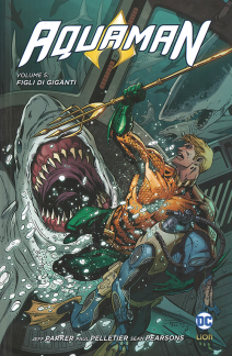 Aquaman New 52 Limited 5