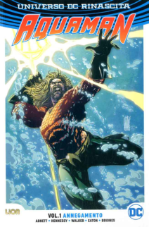 Aquaman Rebirth Collection 1