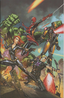 Avengers Edizione Variant Ultralimited 16