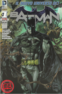 Batman New 52 1