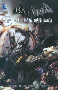 Batman Arkham Unhinged 2