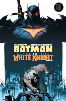 Batman Curse Of The White Knight 6