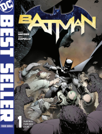Batman Di Scott Snyder & Greg Capullo 1